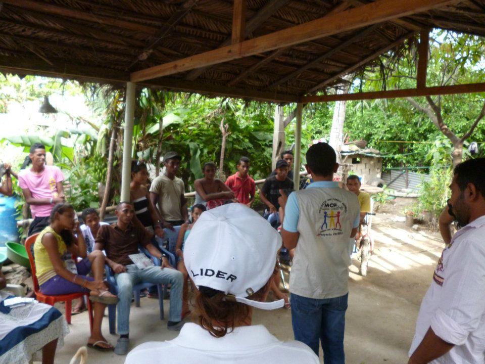 Atención y prevención del VIH/SIDA en Guajira y Magdalena