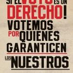 Voto contra la Homofobia