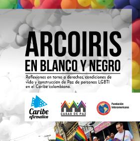 Arcoiris en Blanco y Negro