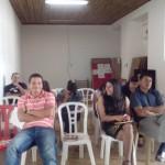 Taller con Funcionarios Públicos, auditorio Alcaldia Municipal, El Tambo.