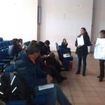 Taller de Sensibilización, realización de Cartografía Social y Presentación de la Construcción de la Política Pública en temas de Diversidad Sexual e Identidades de Género a Funcionarios Públicos.