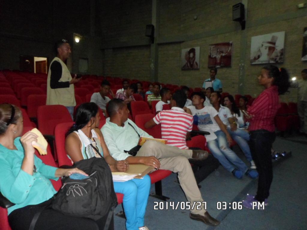 Magdalena, Ciénaga - Dialoguemos y propongamos una construcción de paz incluyente