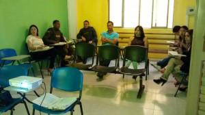 Taller de Sensibilización con Funcionarios Públicos Municipio Taminango