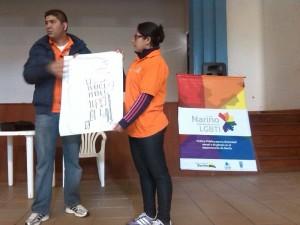 Presentación de Cartografía Social Funcionarios Públicos Municipio de Túquerres