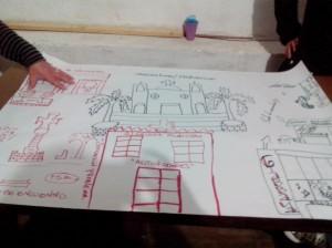 Cartografía Social realizada por población LGBTI en el Municipio El Tambo