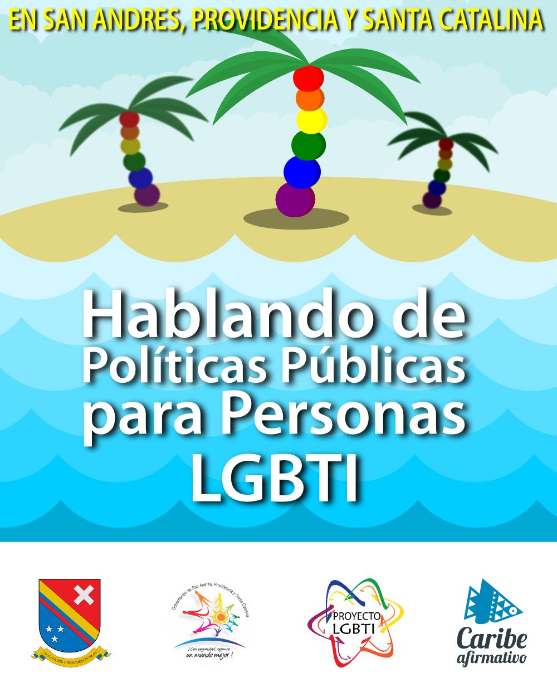 En San Andrés, Providencia y Santa Catalina - Hablando de Políticas Públicas para Personas LGBTI
