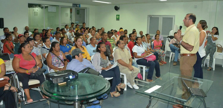 Discusión Plan de Desarrollo. Cartagena