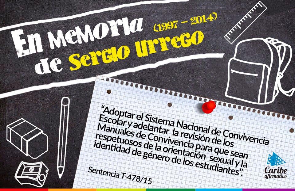 Sentencia Sergio Urrego