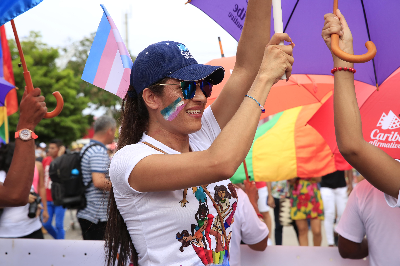 Generando espacios para el reconocimiento de mujeres trans trabajadoras sexuales en el caribe