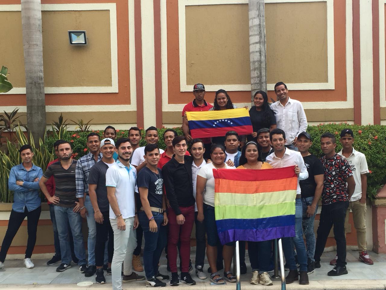 Crisis humanitaria de venezolanos LGBT en el Caribe